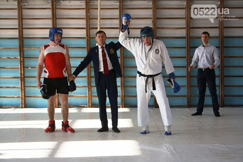 Кропивницький чемпіонат з рукопашного бою серед силовиків у фотографіях, фото-12