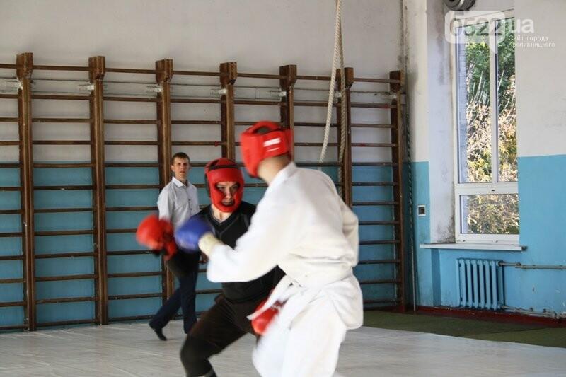 Кропивницький чемпіонат з рукопашного бою серед силовиків у фотографіях, фото-15