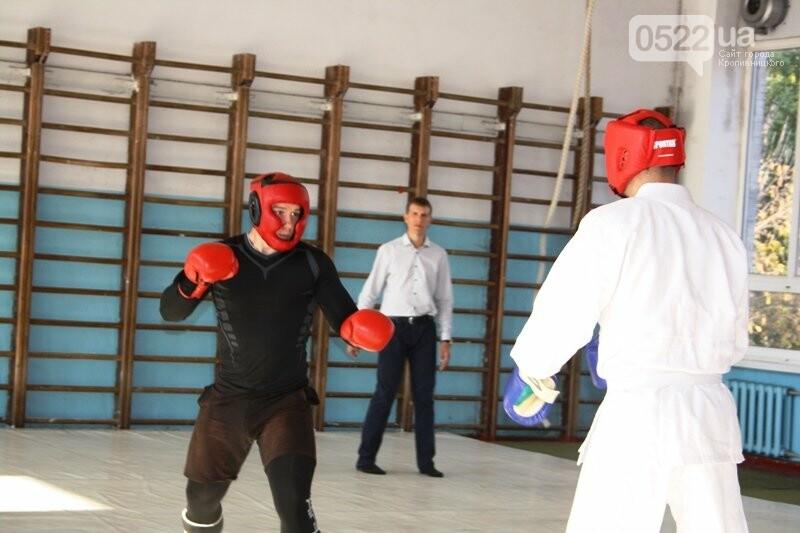 Кропивницький чемпіонат з рукопашного бою серед силовиків у фотографіях, фото-16