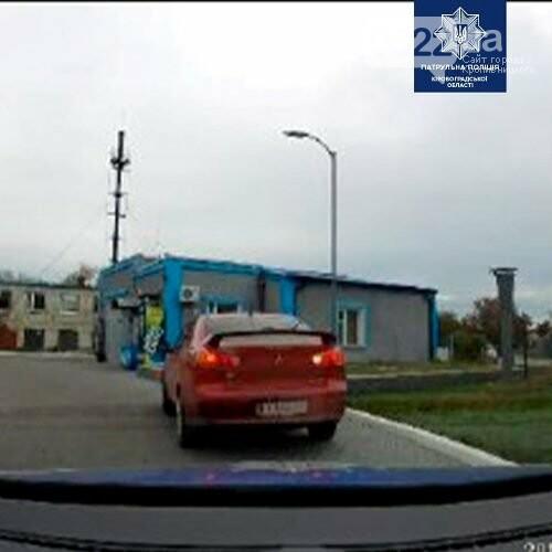 У Кропивницькому патрульні виявили чоловіків, які сіли за кермо, ймовірно, у станні наркотичного сп'яніння, фото-2