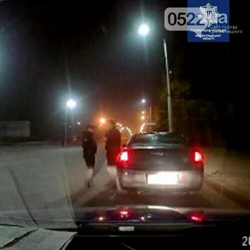 У Кропивницькому патрульні виявили чоловіків, які сіли за кермо, ймовірно, у станні наркотичного сп'яніння, фото-1