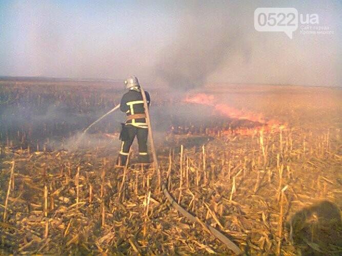 Поблизу смт Головaнівськ сталася пожежа, в якій постраждали дві людини, фото-2