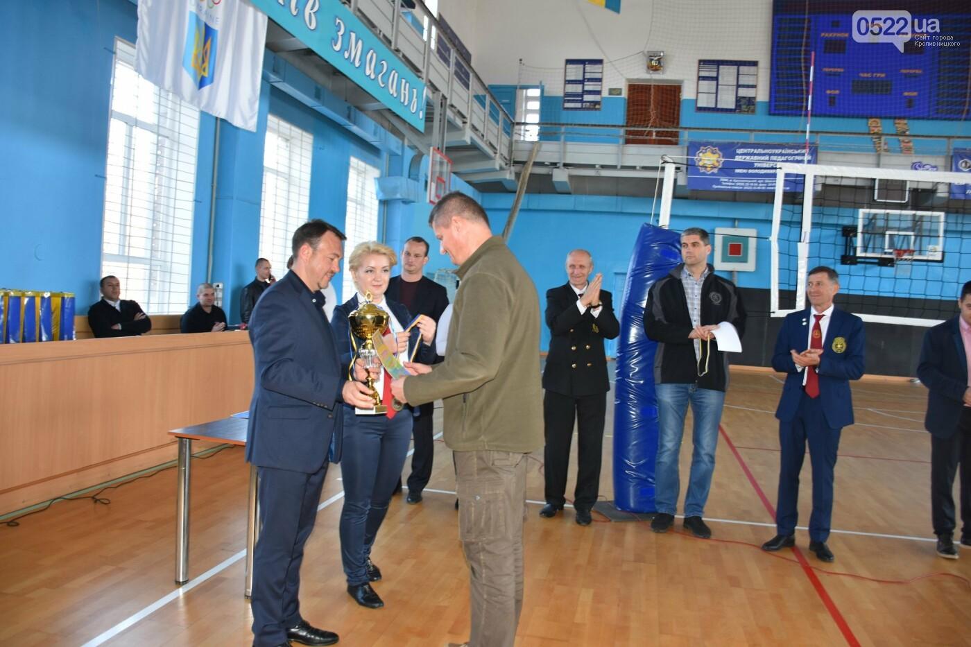 Кропивницький: Хто переміг у чемпіонаті з рукопашного бою серед силовиків, фото-1