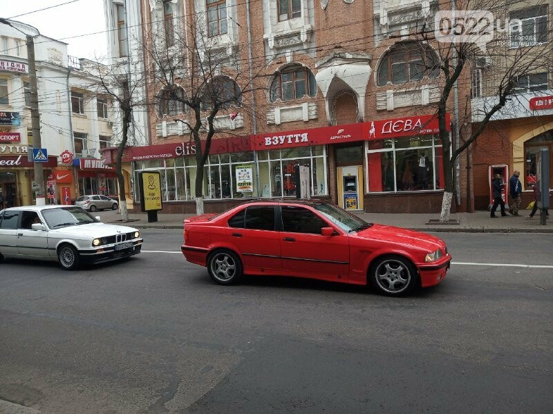 У Кропивницькому відбувся масовий автопробіг. (ВІДЕО. ФОТОРЕПОРТАЖ), фото-4
