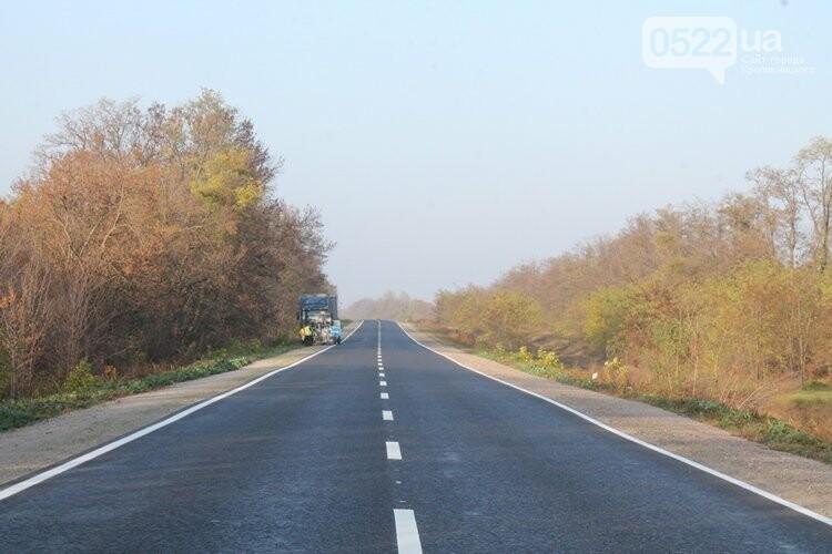 На Кіровоградщині відремонтували понад 50 кілометрів доріг, фото-1