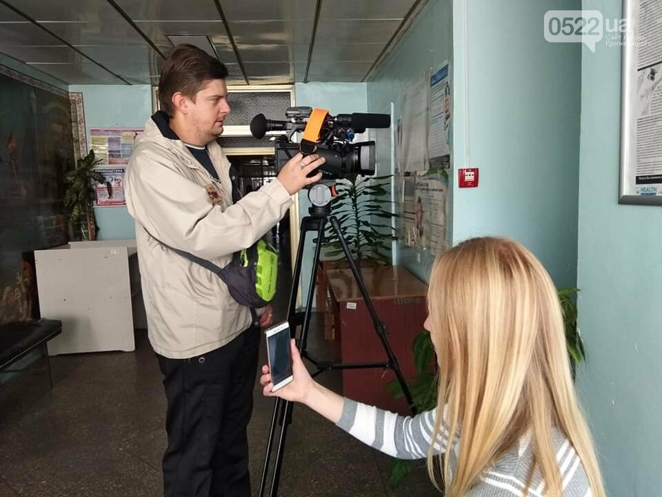Кропивницькі журналісти вакцинувалися проти дифтерії. (ВІДЕО. ФОТО), фото-4