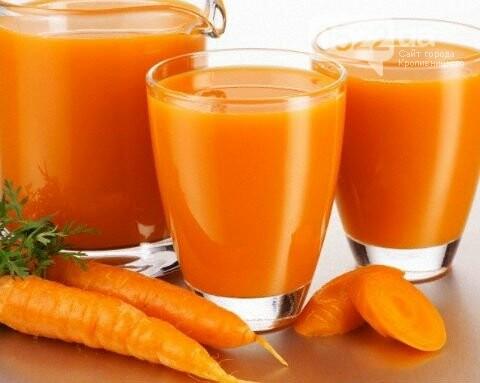 Кропивницький: ТОП-5 кращих соків для зміцнення пам'яті, фото-1