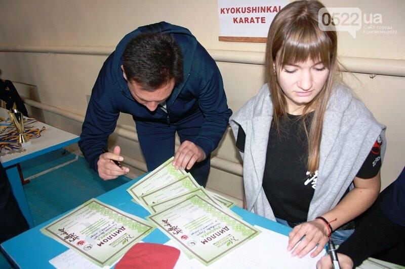 У Кропивницькому відбувся турнір з шинкіокушинкай карате (WKO), фото-11