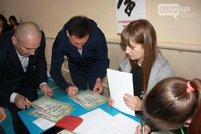 У Кропивницькому відбувся турнір з шинкіокушинкай карате (WKO), фото-12