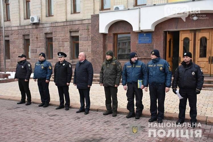 У Кропивницькому на патрулювання міста вийшли додатково 60 правоохоронців, фото-1