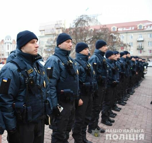У Кропивницькому на патрулювання міста вийшли додатково 60 правоохоронців, фото-3