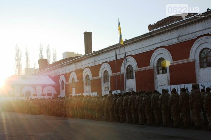 Кропивницький: На території військової частини відкрили пам'ятник князю Святославу Хороброму, фото-3
