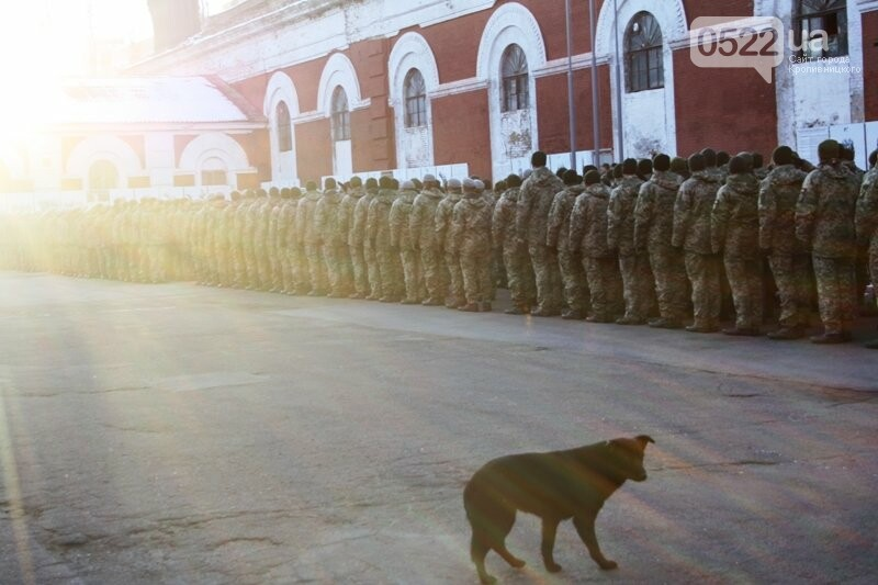 Кропивницький: На території військової частини відкрили пам'ятник князю Святославу Хороброму, фото-4