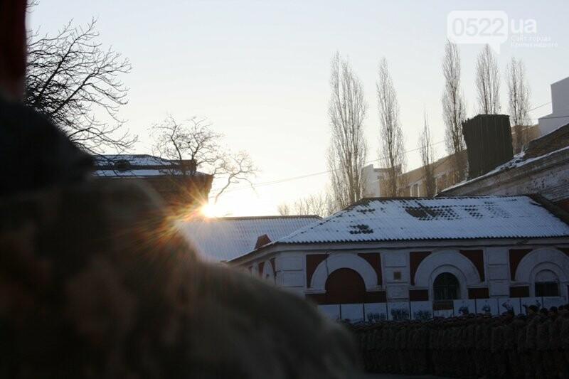 Кропивницький: На території військової частини відкрили пам'ятник князю Святославу Хороброму, фото-5