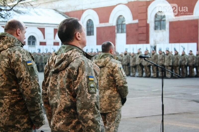 Кропивницький: На території військової частини відкрили пам'ятник князю Святославу Хороброму, фото-7