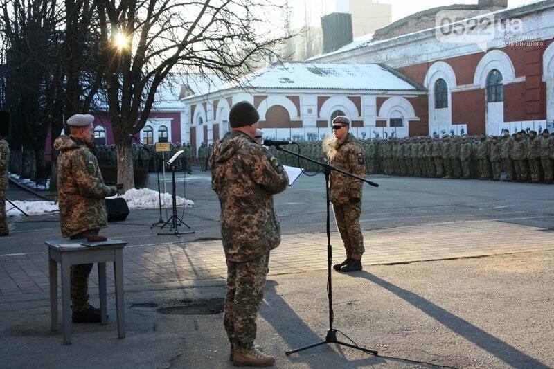 Кропивницький: На території військової частини відкрили пам'ятник князю Святославу Хороброму, фото-10