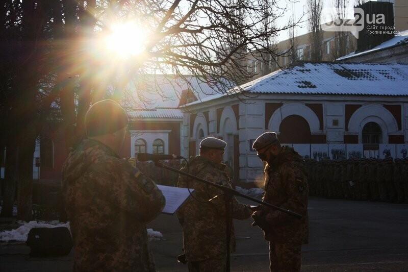 Кропивницький: На території військової частини відкрили пам'ятник князю Святославу Хороброму, фото-11