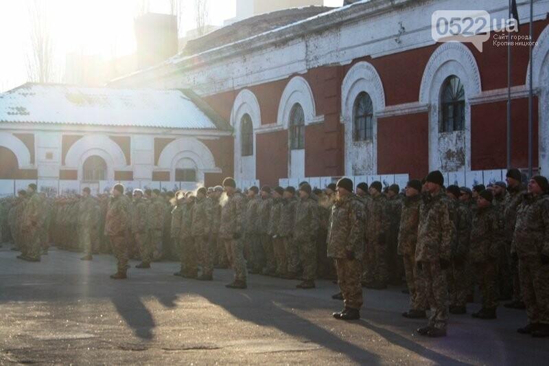 Кропивницький: На території військової частини відкрили пам'ятник князю Святославу Хороброму, фото-13