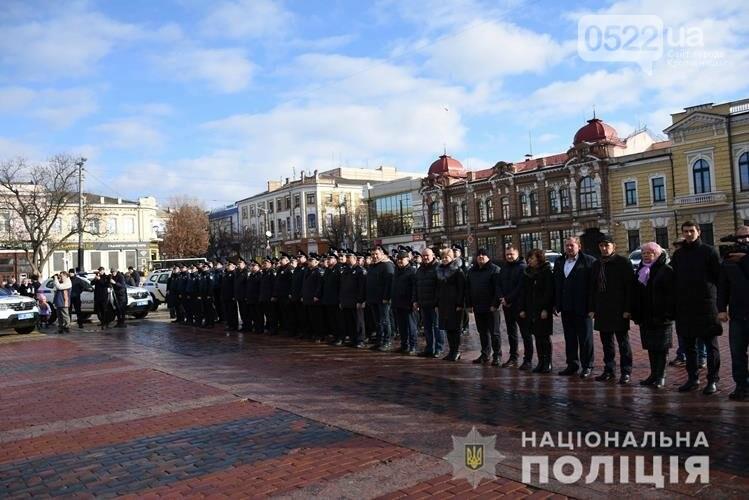На Кіровоградщині поліцейські офіцери громади отримали новенькі автомобілі (ФОТО ВІДЕО), фото-2