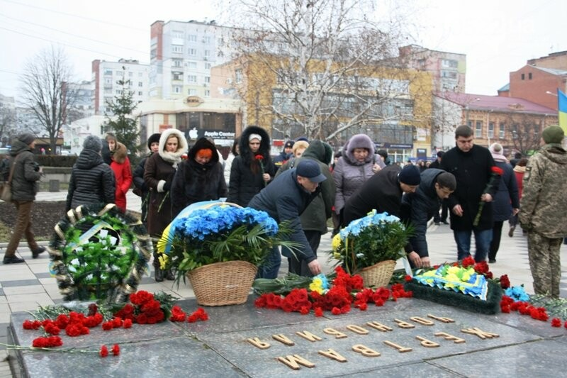У Кропивницькому вшанували ліквідаторів наслідків аварії на Чорнобильській АЕС., фото-10