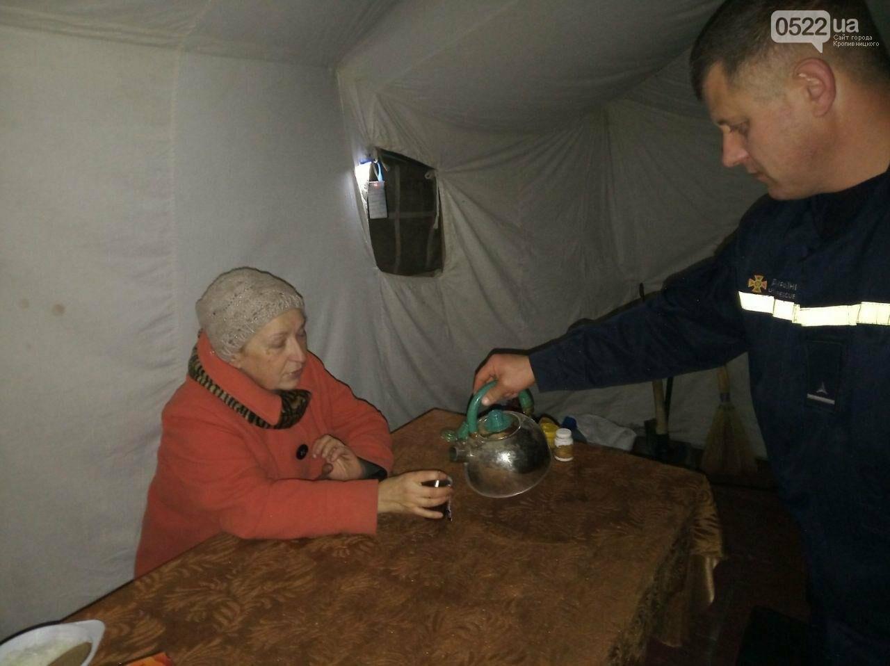 Рятувальники продовжують надавати допомогу населенню та комунальникам Світловодська по ліквідації НС, фото-2