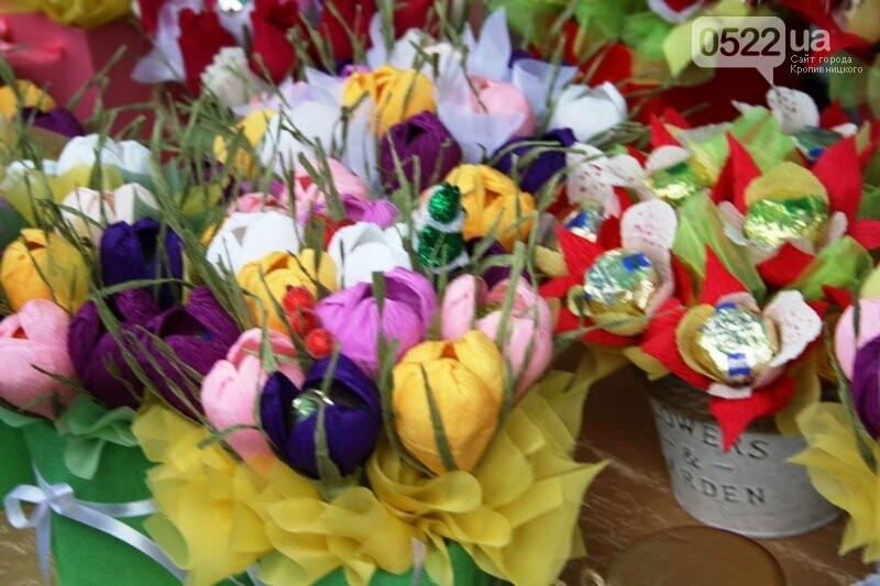 До дня Святого Миколая у Кропивницькому розгорнувся святковий ярмарок, фото-8