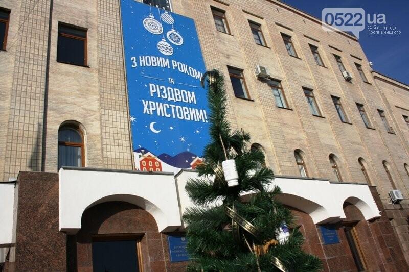 """БО «100 відсотків життя. Кропивницький» долучилася до Всеукраїнської акції """"Чорна ялинка"""", фото-1"""