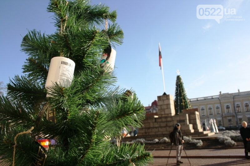 """БО «100 відсотків життя. Кропивницький» долучилася до Всеукраїнської акції """"Чорна ялинка"""", фото-2"""
