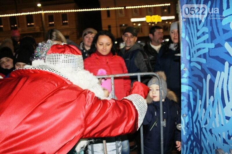 У Кропивницькому офіційно відкрили новорічну ялинку. (ВІДЕО, ФОТО), фото-10
