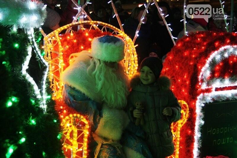 У Кропивницькому офіційно відкрили новорічну ялинку. (ВІДЕО, ФОТО), фото-19