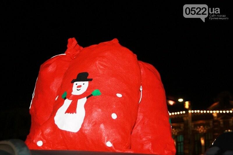 У Кропивницькому офіційно відкрили новорічну ялинку. (ВІДЕО, ФОТО), фото-22