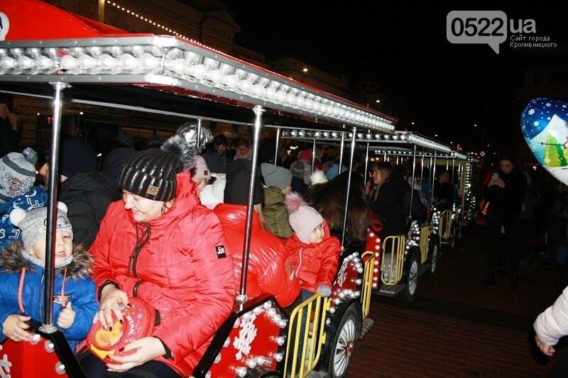 У Кропивницькому офіційно відкрили новорічну ялинку. (ВІДЕО, ФОТО), фото-25