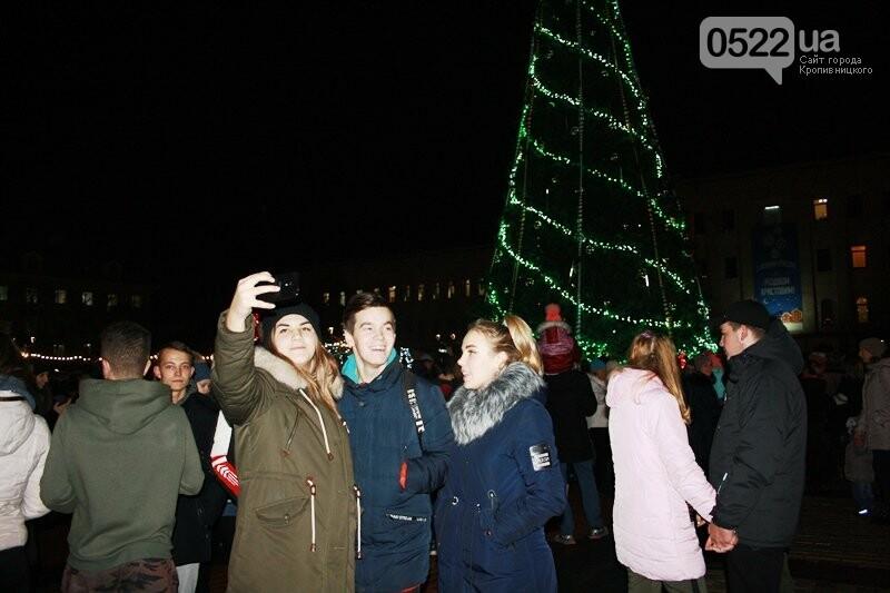 У Кропивницькому офіційно відкрили новорічну ялинку. (ВІДЕО, ФОТО), фото-26