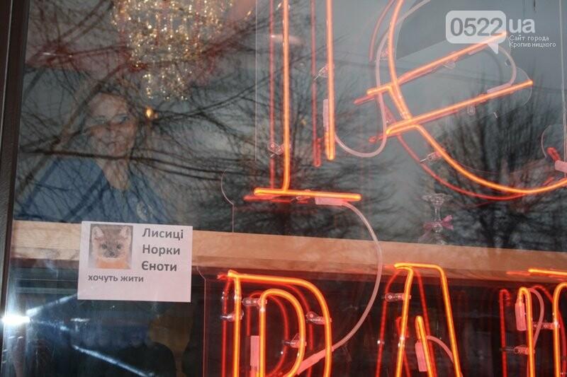 У Кропивницькому триває збір підписів за заборону шкуродерень в Україні, фото-3