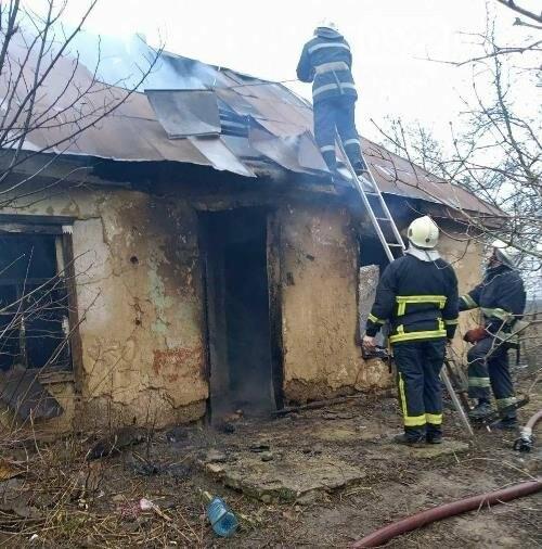 В Новомиргородському районі в пожежі загинув чоловік, фото-1