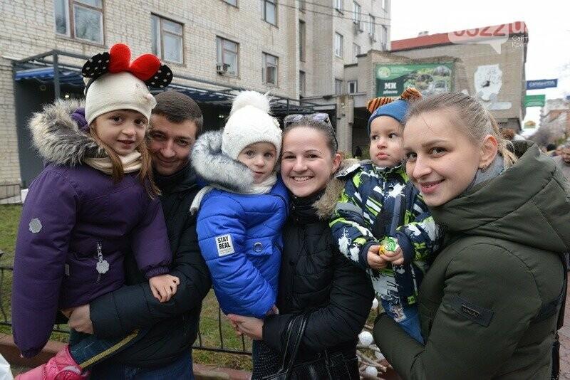 Лісівники Компаніївщини привітали жителів області з новорічними святами, фото-6