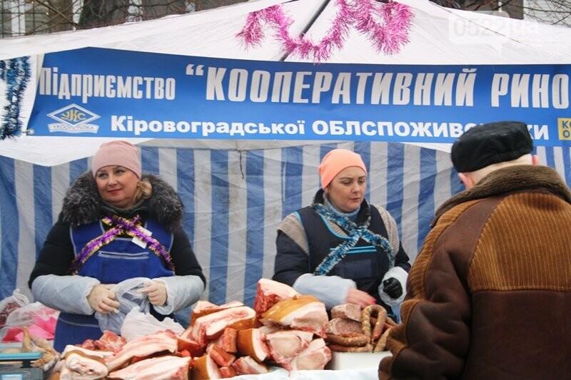 У Кропивницькому відкрився передсвятковий ярмарок, фото-11