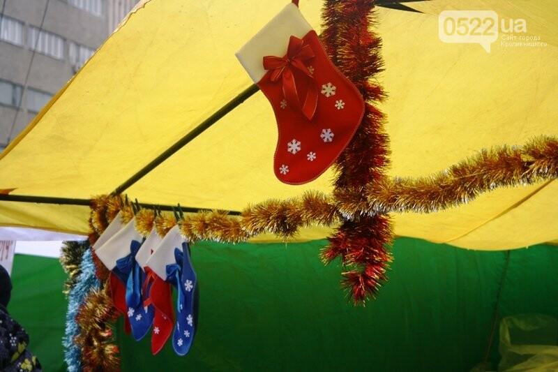 У Кропивницькому відкрився передсвятковий ярмарок, фото-14