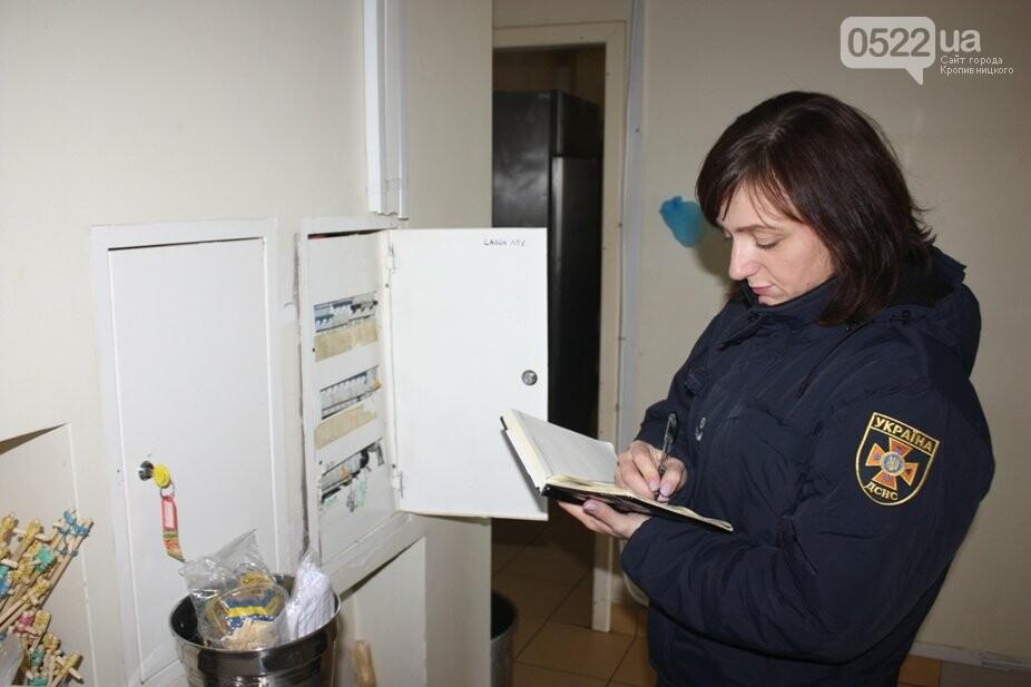 """Кропивницькі рятувальники перевірили торговий центр """"MIX"""", фото-2"""