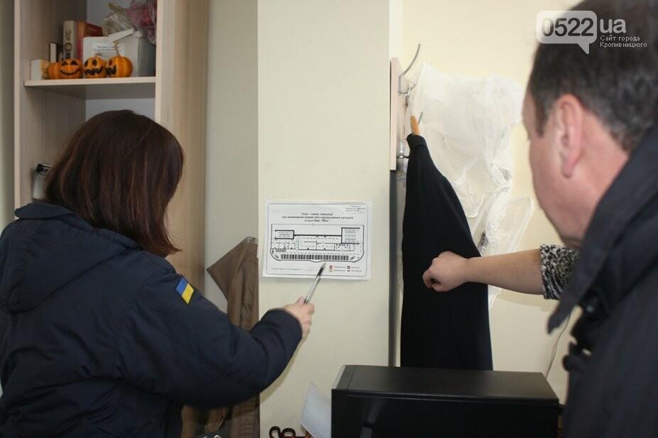 """Кропивницькі рятувальники перевірили торговий центр """"MIX"""", фото-3"""