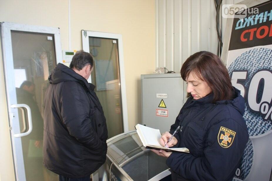 """Кропивницькі рятувальники перевірили торговий центр """"MIX"""", фото-6"""