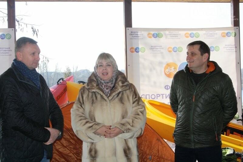 У Кропивницькому презентували міську Федерацію спортивного туризму, фото-5