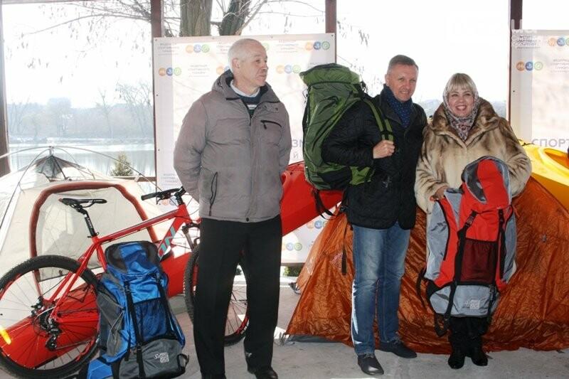 У Кропивницькому презентували міську Федерацію спортивного туризму, фото-13