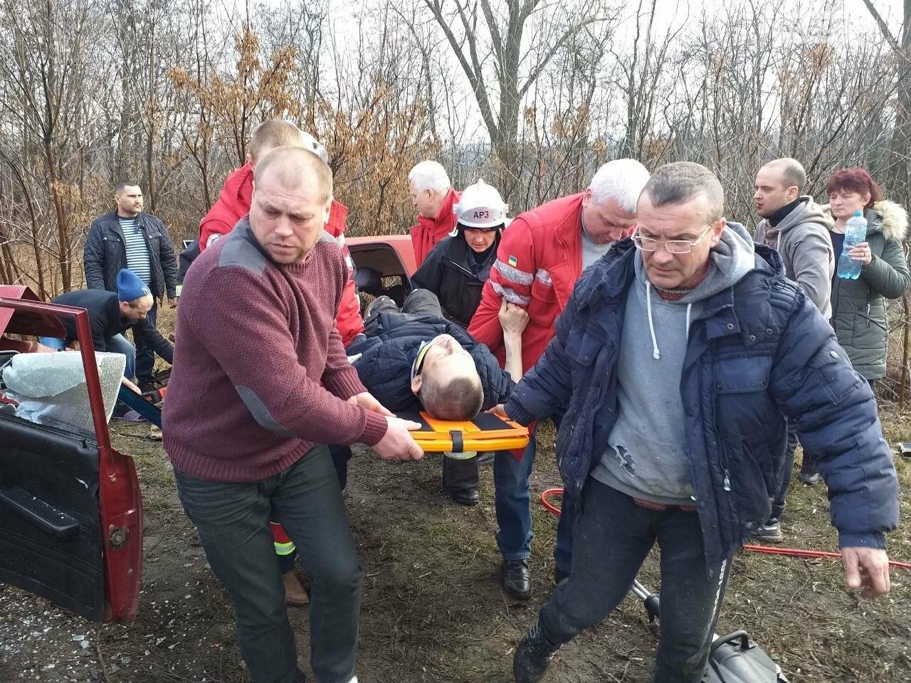 Рятувальники Кіровоградщини надали допомогу по ліквідації наслідків 2-х ДТП, фото-4