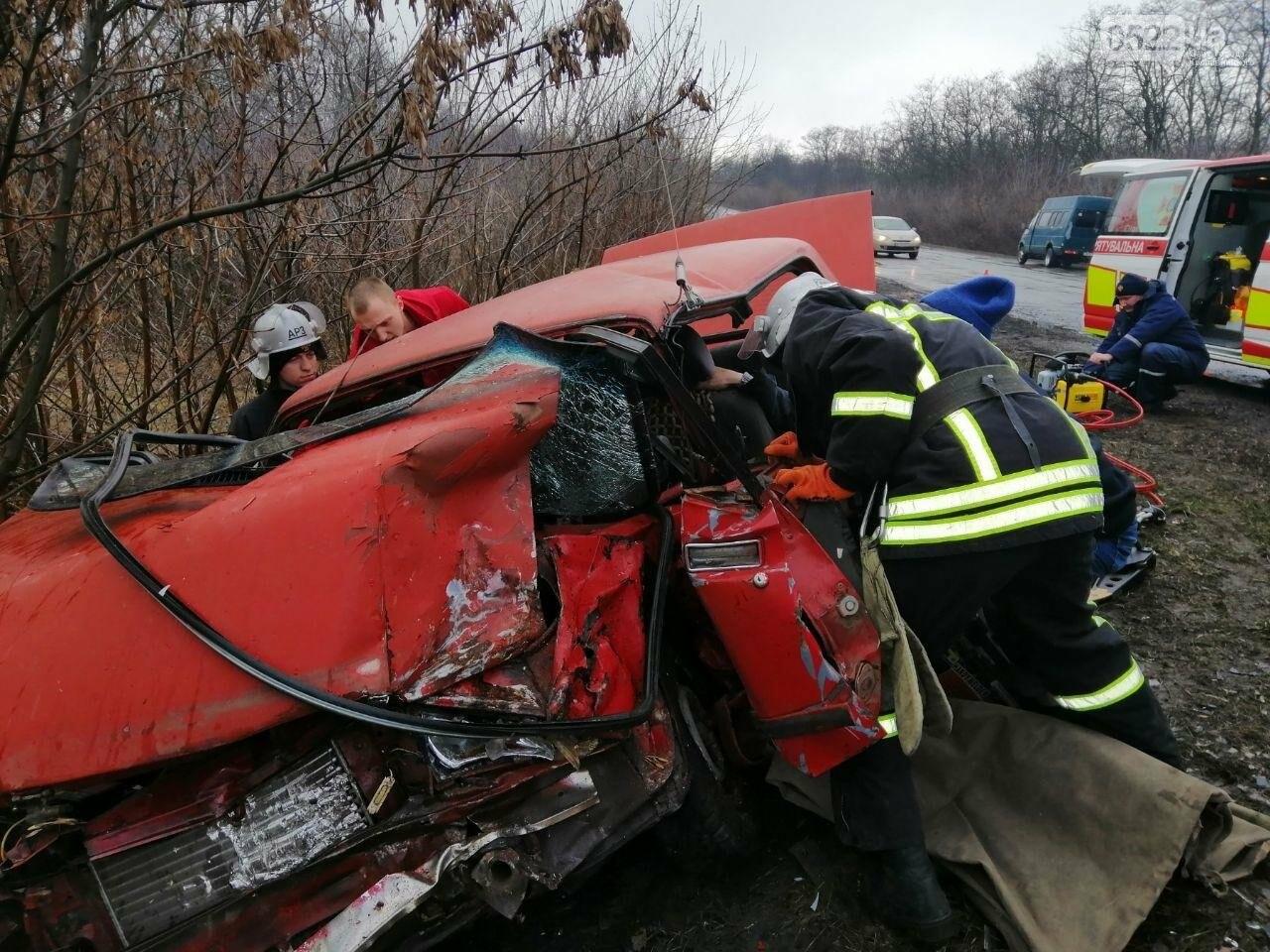Рятувальники Кіровоградщини надали допомогу по ліквідації наслідків 2-х ДТП, фото-5