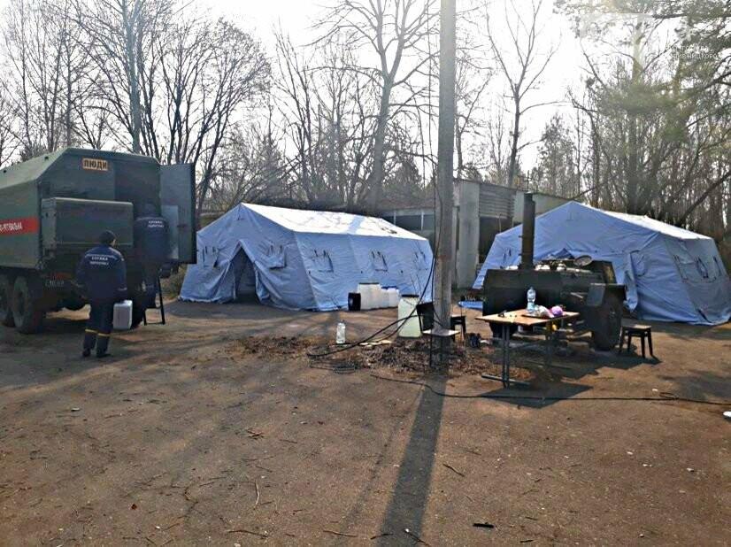Зведений підрозділ кіровоградського гарнізону допомагає долати лісові пожежі на Київщині, фото-16