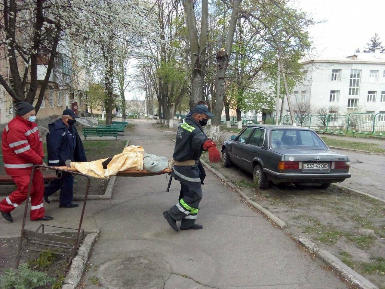 Голованівські рятувальники допомогли 82-річній бабусі, фото-3