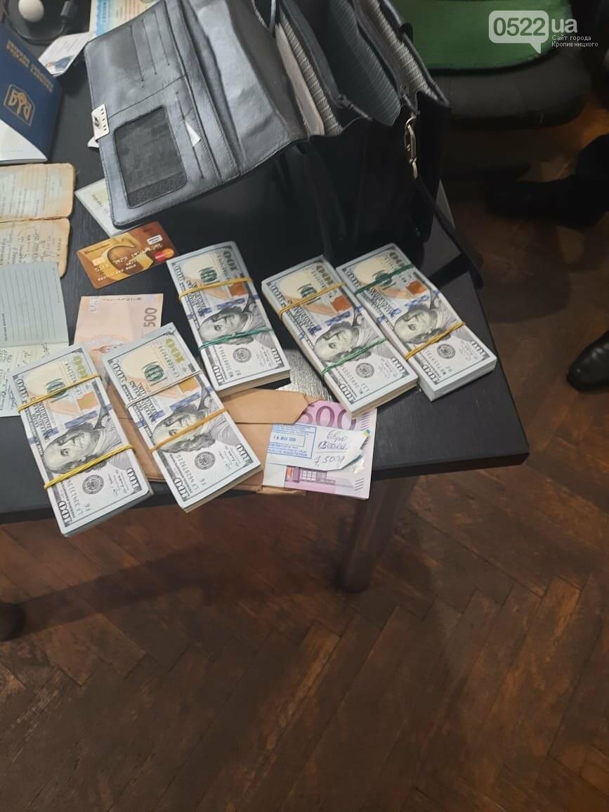 На Кіровоградщині затримано підполковника поліції за хабар, фото-3