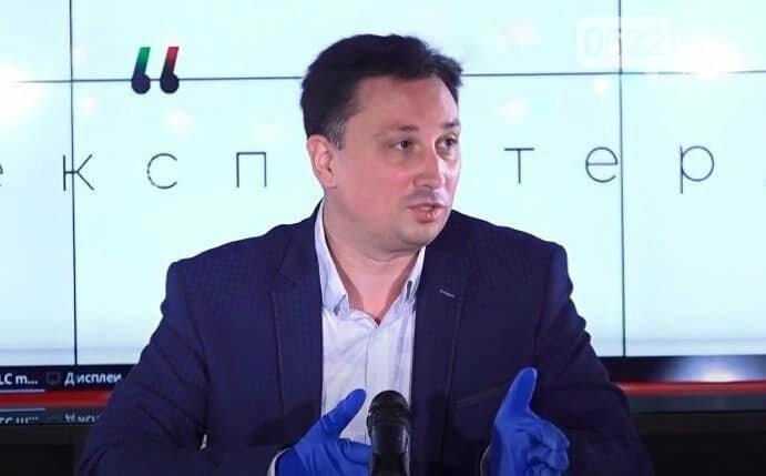Олександр Рацул про психологічні аспекти карантину на Кіровоградщині, фото-2
