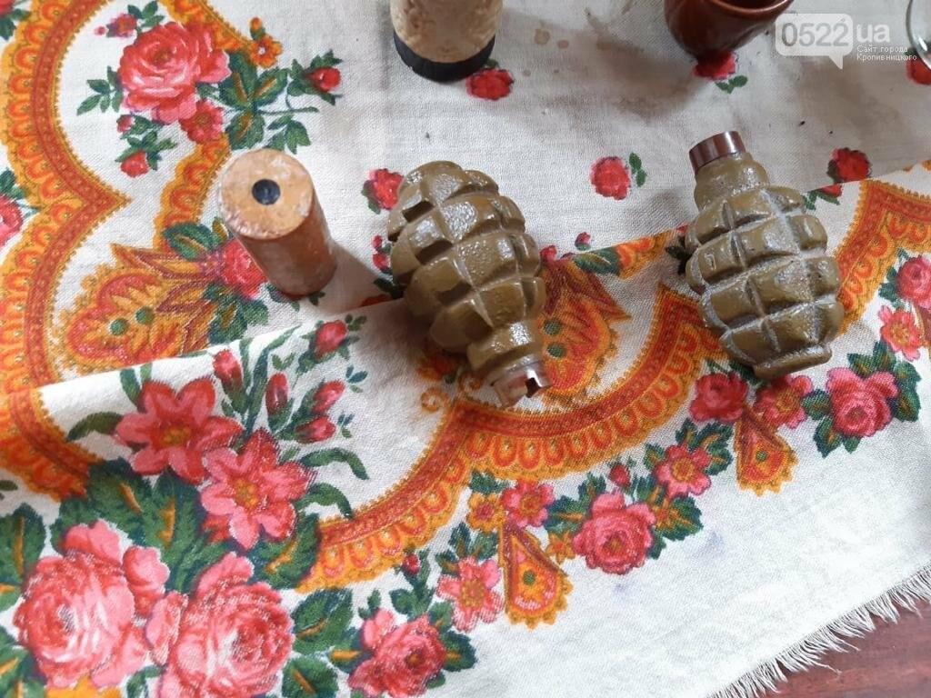 Правоохоронці Кіровоградщини виявили боєприпаси у колишнього засудженого з Криму, фото-2